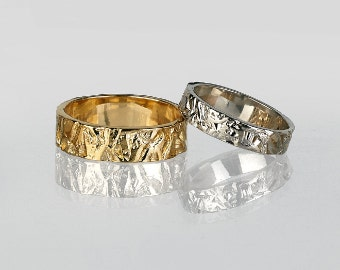 His Hers Wedding Bands