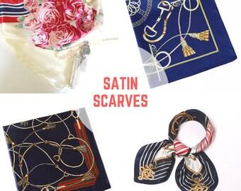 Satin Scarf