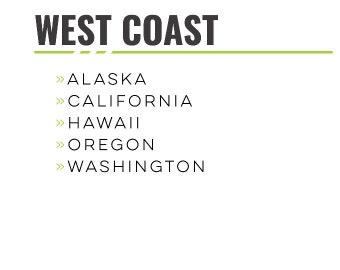 USA - West Coast