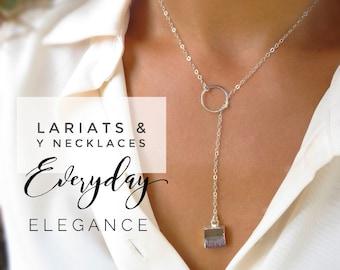 Lariats & Y Necklaces