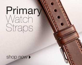 Primary watch strap