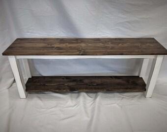 Benches / Shelves /Desks