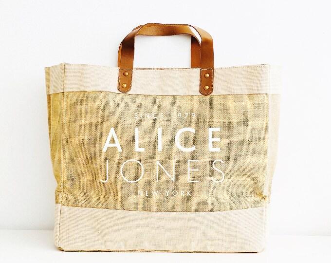 Natural Tote Bags