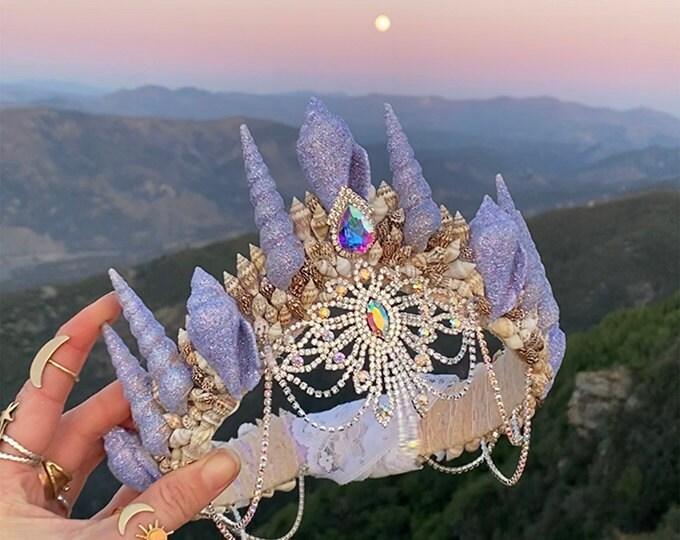 Mermaid Crowns