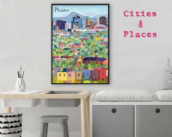 Cities / Towns