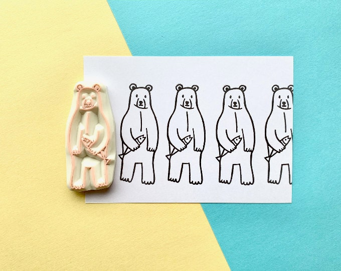 stamps: people, animals