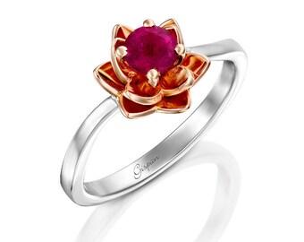 Flower Rings