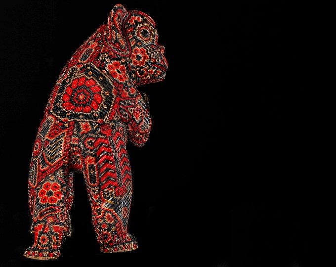 Huichol Sculptures