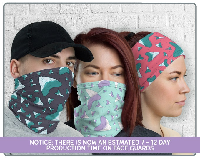 FACE GUARDS/GAITERS