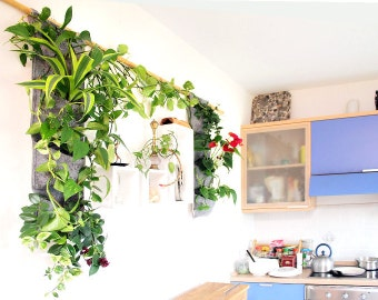 Vertical Wall Planters 4