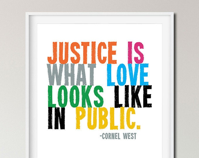 Social Justice Posters