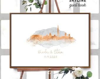 Skyline Guestbooks