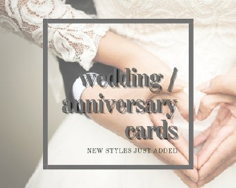 Wedding/Anniversary Card
