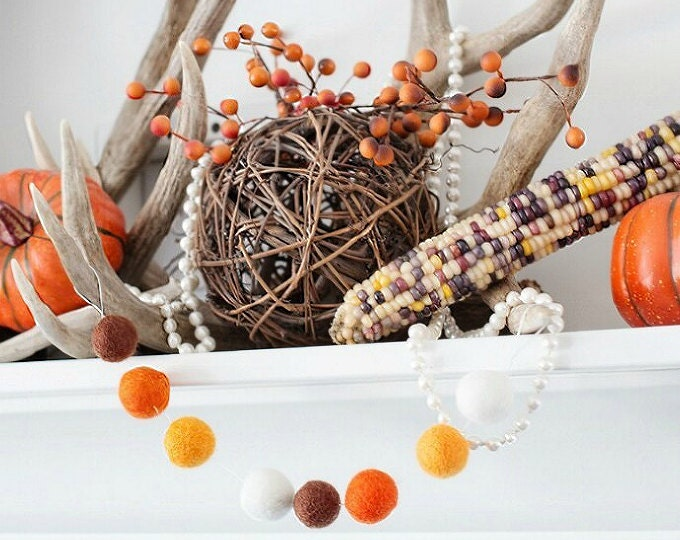 FALL•HALLOWEEN Garlands