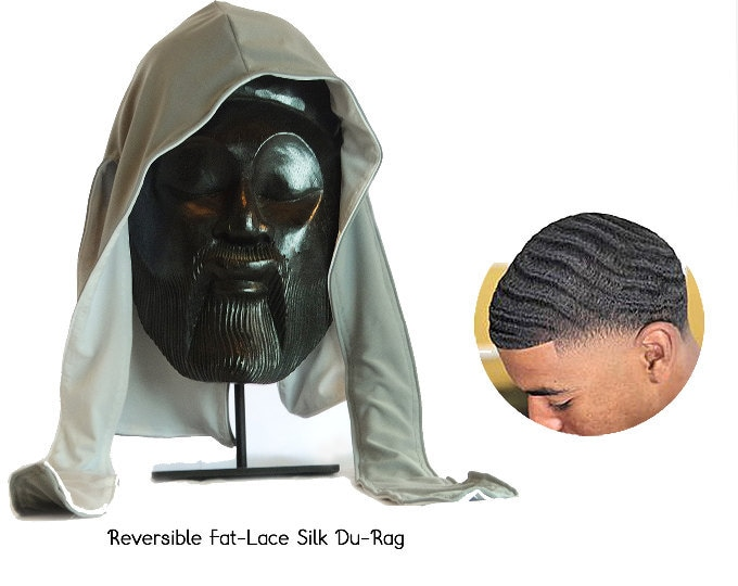 Reversible Silk Du-Rags
