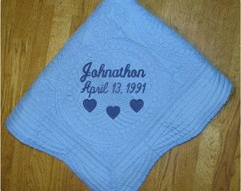 Baby Blankets & Bibs