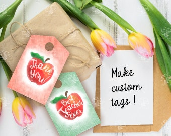 Gift Tags Templates