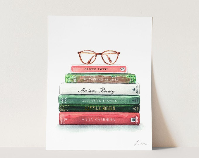 ART - Books & Library