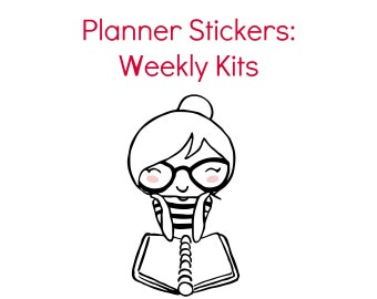 Stickers: Weekly Kits