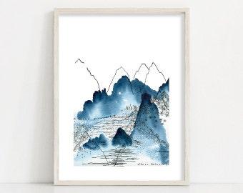 PRINTS | Landscapes
