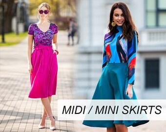 Midi / Mini Skirts