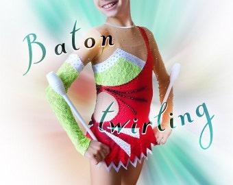 Baton Twirling Costumes