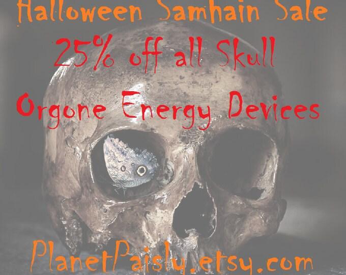 Skull Orgone Devices