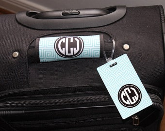 Luggage Bag Tags + Wraps