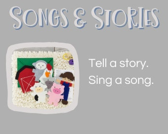Felt Board Story & Songs