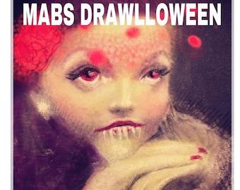 Mabs Drawlloween