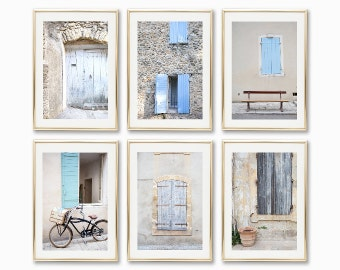 South of France Prints