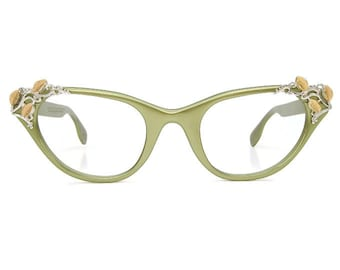50s Cat Eye Eyeglasses