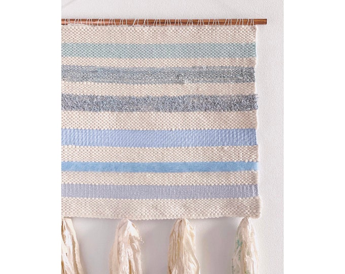 yarn wall hanging · KIDS