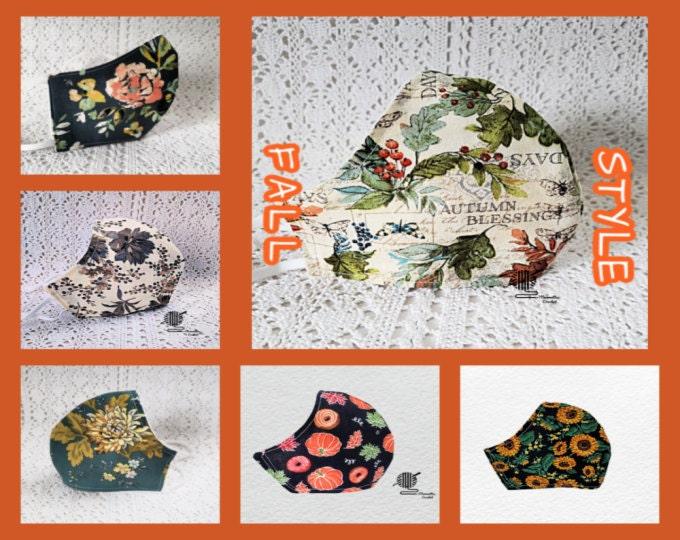 Mask - Fall + Autumn