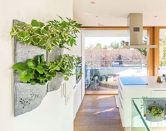 Vertical Wall Planters 2