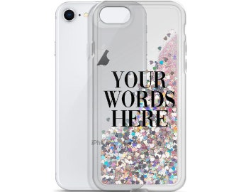 Liquid Glitter Cases