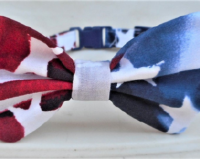 cat bow and neck ties