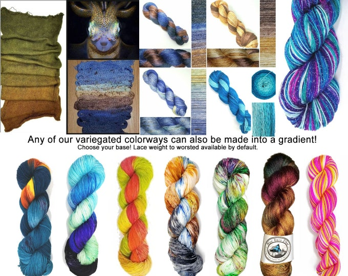Yarn - Variegated