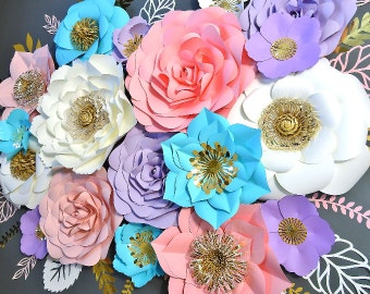 EXTRA Large Flower Sets