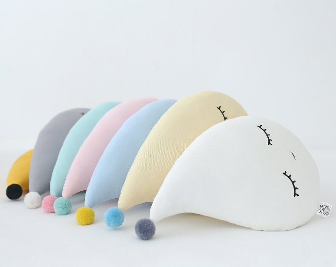 Rain Drop Pillows