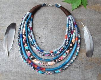 boho &  ethnic necklaces