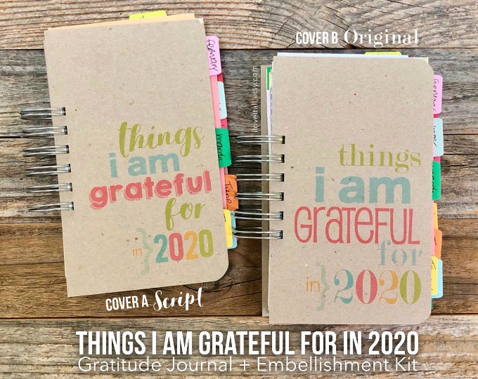 JOURNALS | gratitude
