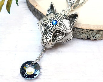 Crystal Wiccan Jewelry