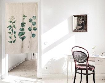 Noren Door Curtains