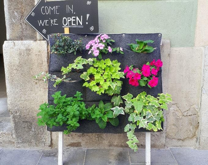 Living Wall Planters 3x3