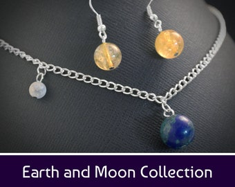 Earth & Moon Collection