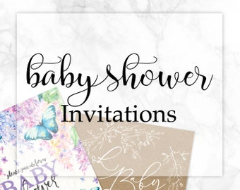 BABY SHOWERS & BAPTISMS