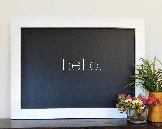 Large Chalkboards