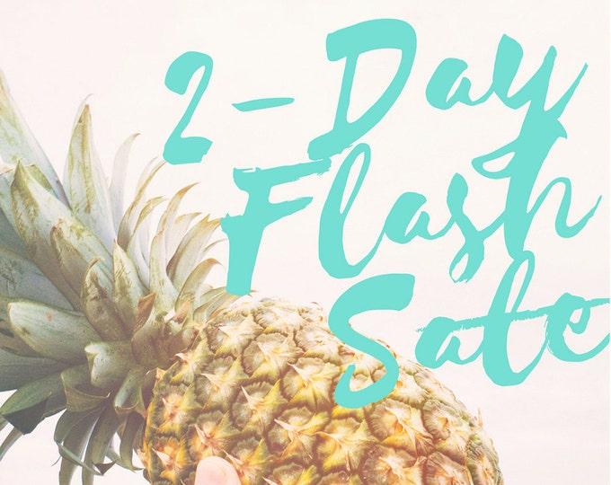 2-Day Flash Sale