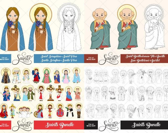 Saints Collection